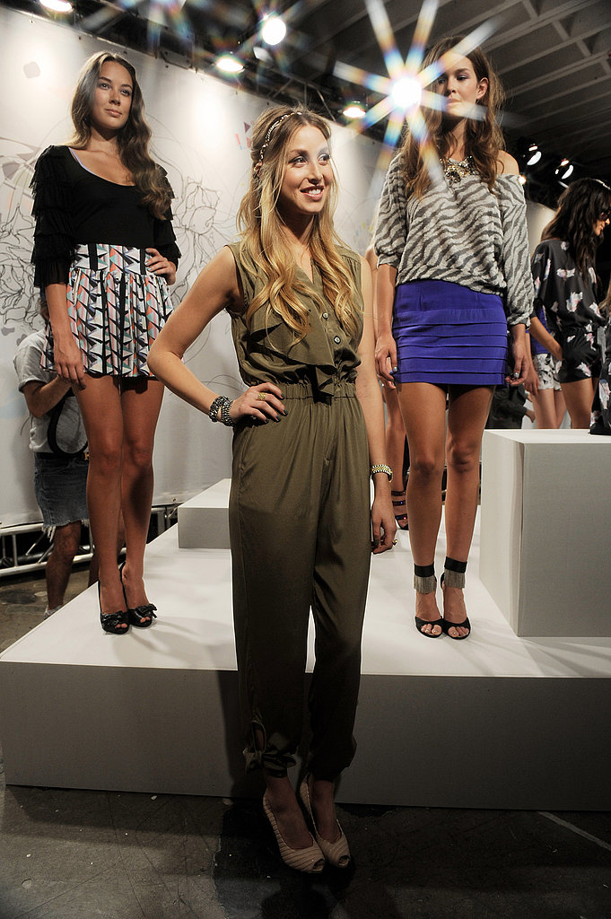 Pictures of NY Fashion Week