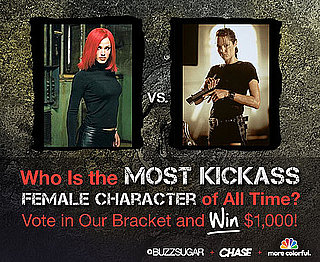 Sugar Shout Out: Vote For the Most Kickass Female and Win!