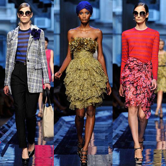 Spring 2011 New York Fashion Week: Jason Wu 2010-09-10 23:47:46