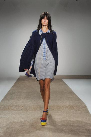 Spring 2011 New York Fashion Week: Peter Jensen