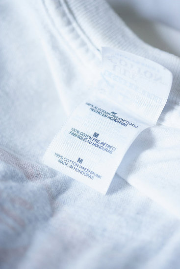 Made in China Label