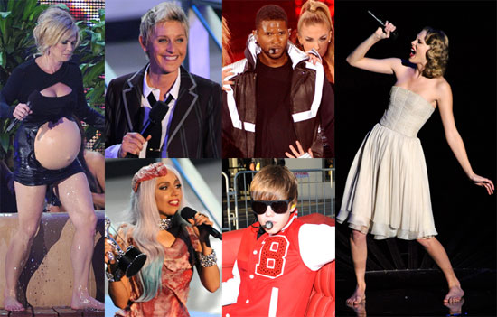 Memorable Moments From 2010 VMAs