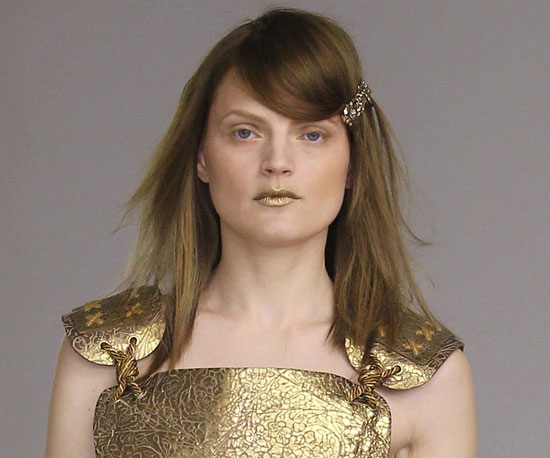 Rodarte Images From 2011 Spring New York Fashion Week