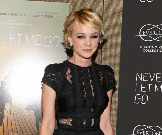 Slide Picture of Carey Mulligan in NYC Premiere Never Let Me Go