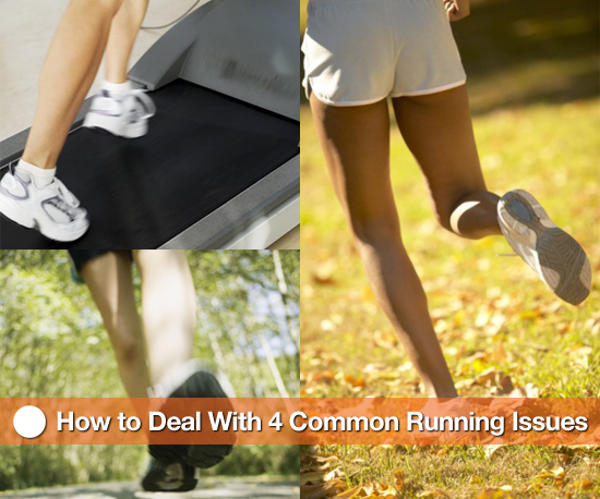 Common Running Problems and Solutions