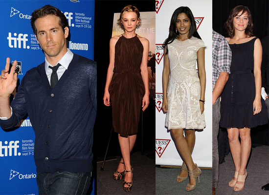 Pictures of Ryan Reynolds, Carey Mulligan, Hilary Swank at 2010 Toronto Film Festival