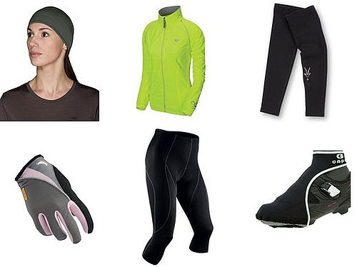 Cycling Gear For Transition Into Fall