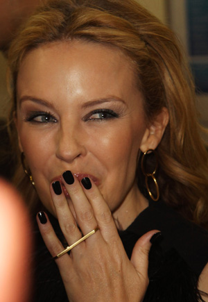 Tips and Different Ways to Wear Dark Nail Polish