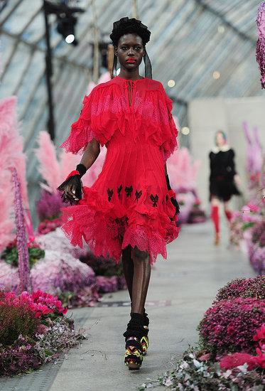 Spring 2011 London Fashion Week: Meadham Kirchhoff