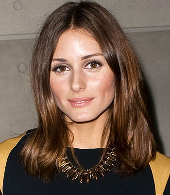 Olivia Palermo Beauty Interview at Matthew Willamson