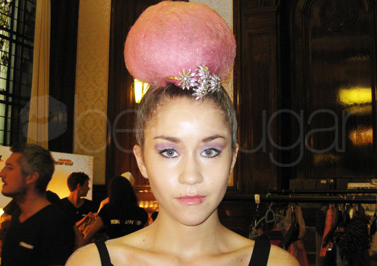 Hair Trends from London Fashion Week