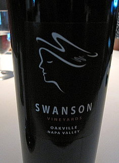 Review of 2006 Swanson Vineyards Merlot