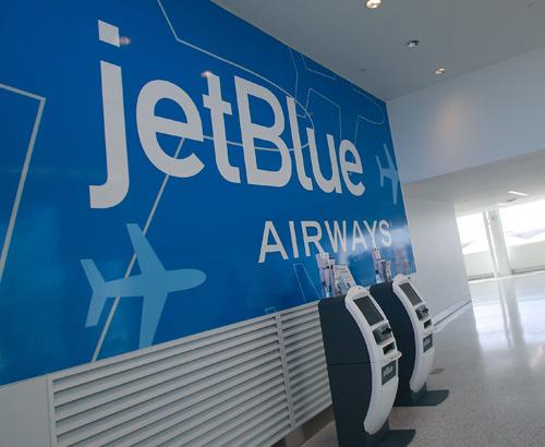JetBlue In-Flight WiFi