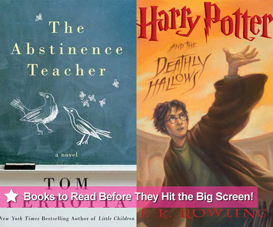 Reading List of Books Being Made Into Movies