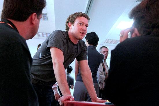 Mark Zuckerberg the Facebook Billionaire