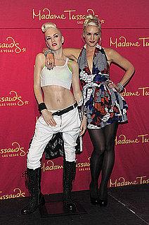 Gwen Stefani's Madame Tussaud's Wax Figure