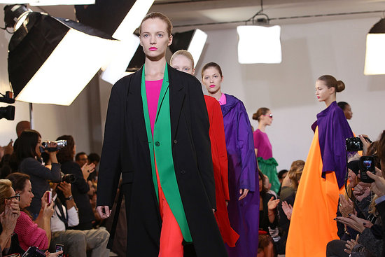 Jil Sander: The Collection of Spring 2011, Thus Far