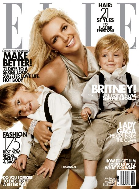 January 2010: US Elle Magazine