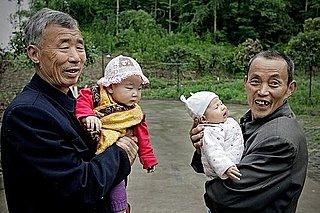 Grandparents Raising Their Grandchildren in China