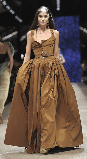 Spring 2011 Paris Fashion Week: Vivienne Westwood