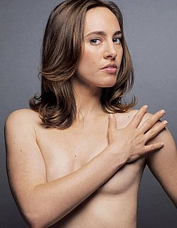 Why I Decided to Go Topless For a Photo Shoot