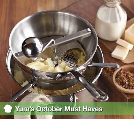 YumSugar's 2010 October Must Haves