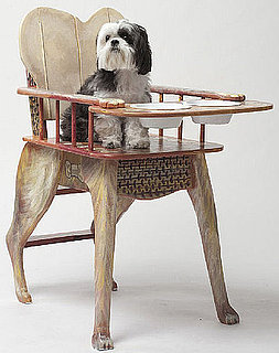 Dog High Chair