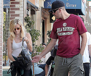 Slide Picture of Jim Toth and Reese Witherspoon in LA