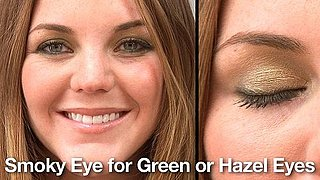 How to Create a Smoky Eye For Green Eyes