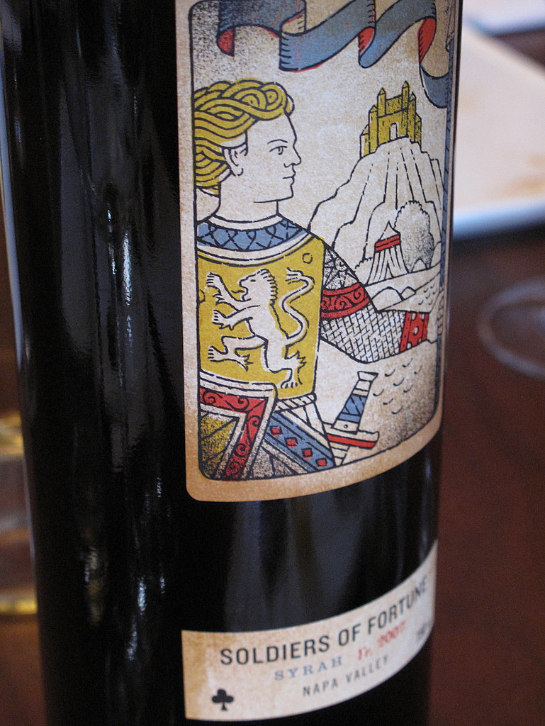 2007 Soldiers of Fortune Syrah