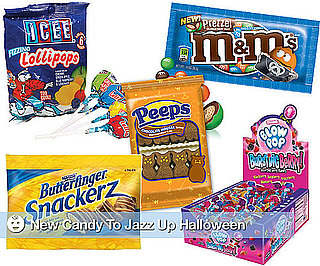 Halloween Candy Released in 2010