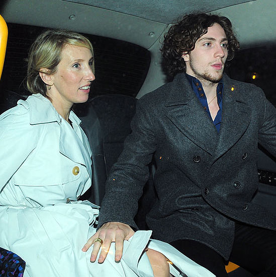 Pictures of Aaron Johnson, David Walliams, Sir Ian McKellen, JK Rowling, Lara Stone At London Party