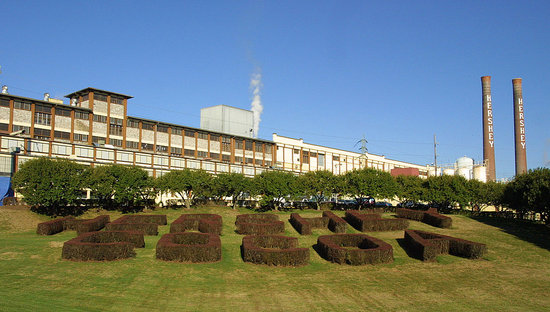 Hershey Shutters Original Chocolate Factory, Cuts 500 Workers