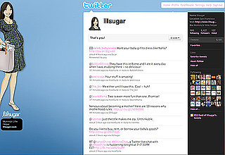 LilSugar's Twitter and Facebook Fan Page