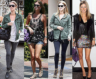 Nicky Hilton Loves Proenza Schouler