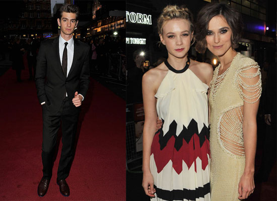 Never Let Me Go Premiere at London Film Festival