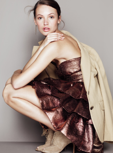 J.Crew Collection's Latest Fall 2010 Lookbook Serves Up Sequins, Shearling, and More