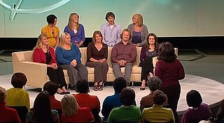 Sister Wives Family on Oprah