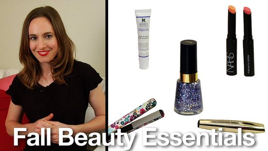 Replacement Video - Beauty Bite - Fall Beauty Essentials