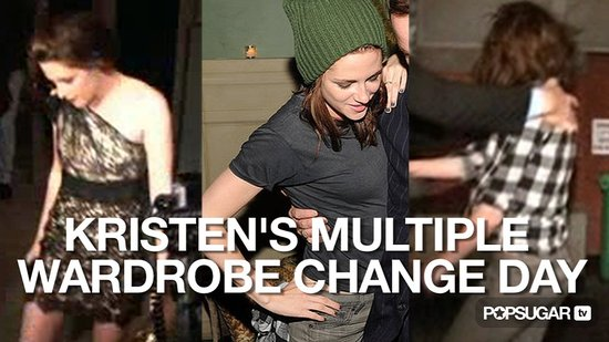 Video of Kristen Stewart in New York For Welcome to the Rileys 2010-10-19 12:04:45