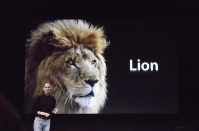 Apple Mac OS X Lion Details