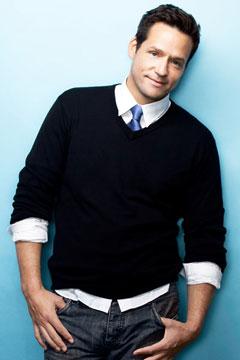 "Cougar Town's Josh Hopkins Calls Jennifer Aniston Romance Rumours ""Hurtful"""