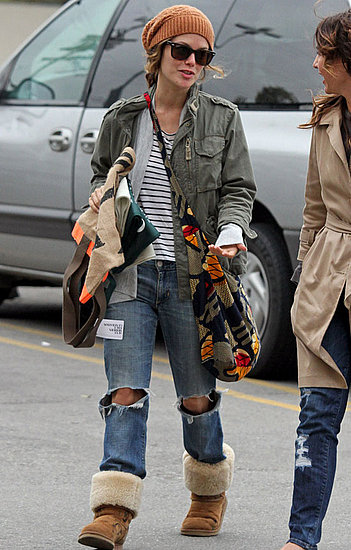 Pictures of Rachel Bilson Grocery Shopping in Los Feliz