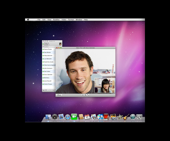 FaceTime Comes to Mac!