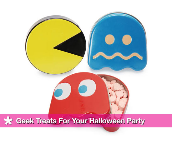 Geeky Candy For Halloween