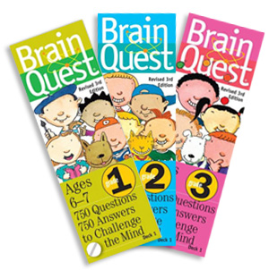 Review of Brain Quest Cards