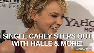 Video of Newly Single Carey Mulligan at the Hollywood Awards Gala 2010-10-26 10:01:02