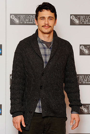 Pictures of James Franco and Danny Boyle at 127 Hours Press Conference