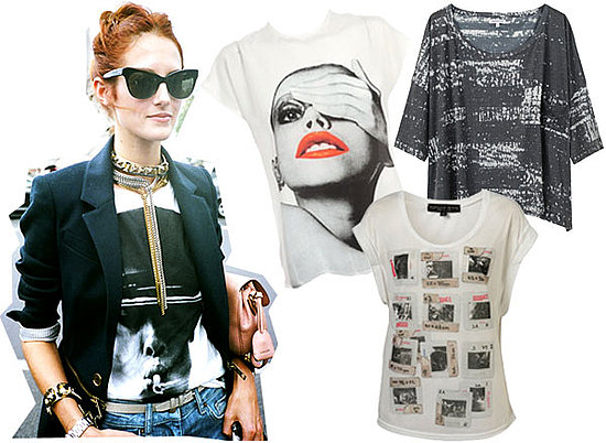 Shop the Best Tees and T-Shirts for Fall 2010