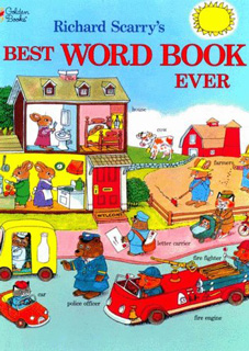 Richard Scarry's Best World Book Ever